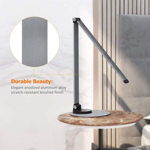 TaoTronics Aluminum Alloy Dimmable LED Desk Lamp DL22 Gallery 3