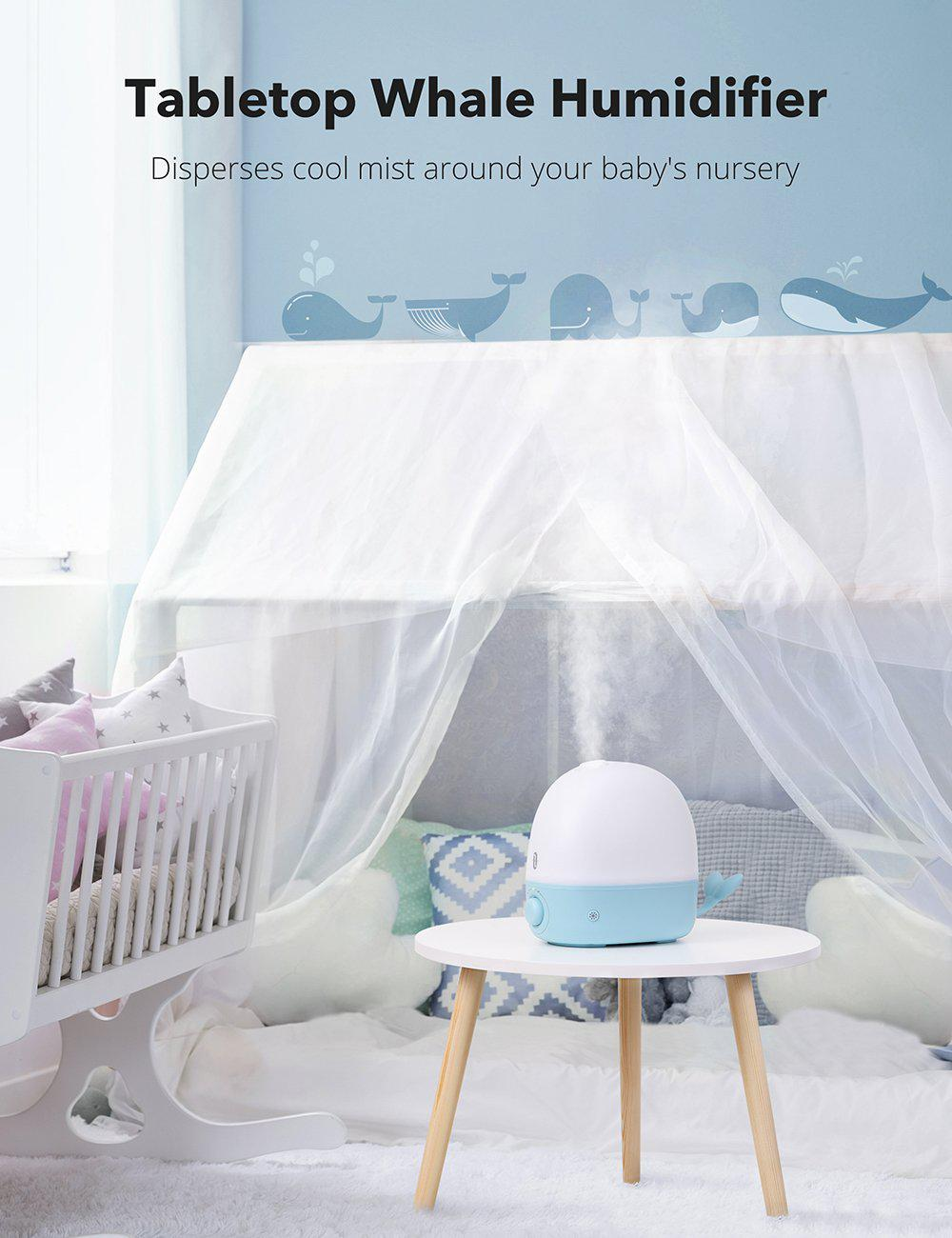 TaoTronics BPA-free Humidifiers for Baby AH038 Gallery 3
