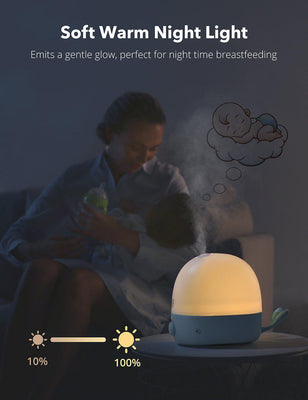 TaoTronics BPA-free Humidifiers for Baby AH038 Gallery 4