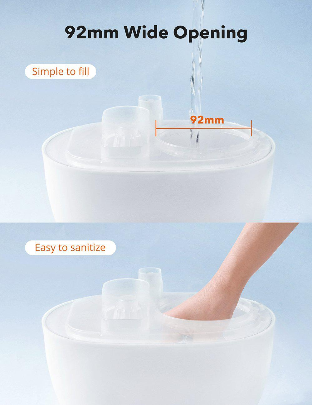 TaoTronics BPA-free Humidifiers for Baby AH038 Gallery 7
