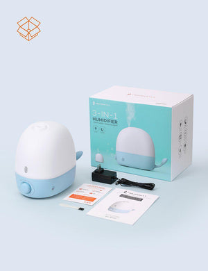 TaoTronics BPA-free Humidifiers for Baby AH038 Gallery 9