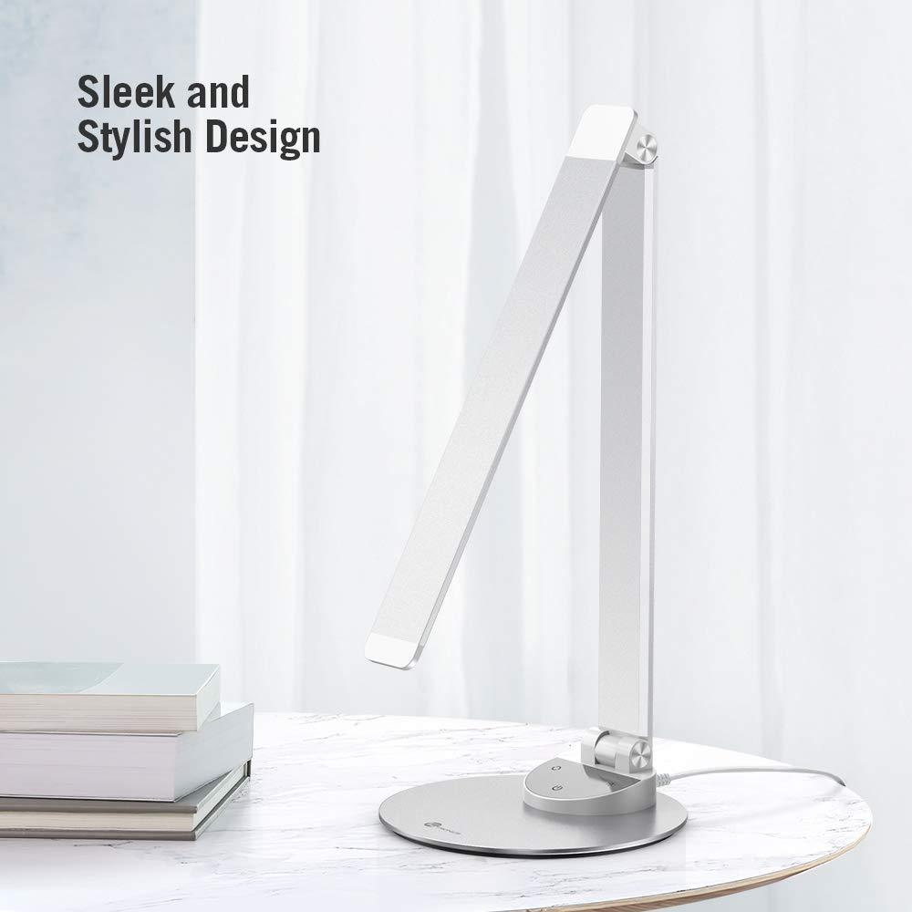 TaoTronics Desk Lamp Metal Lamp with USB Charging Port DL19 Gallery 3