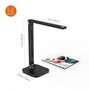 TaoTronics Desk Lamp with Qi-Enabled Wireless Fast Charger DL038 Gallery 6