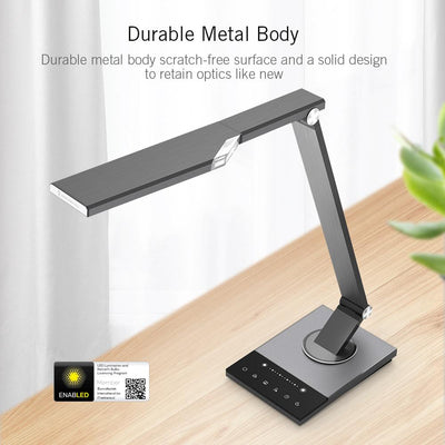 TaoTronics Desk Lamp with USB Port Touch Control DL16 Gallery 3
