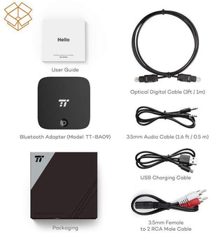 TaoTronics Digital Optical TOSLINK Wireless Audio Adapter BA09 Gallery 5