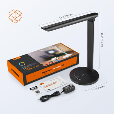 TaoTronics LED Eye-caring Table Lamps with USB Charging Port DL13 Gallery 11