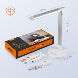 TaoTronics LED Eye-caring Table Lamps with USB Charging Port DL13 Gallery 6