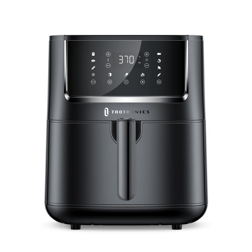 Taotronics 6 Quart 1750W Air Fryer with Touch Control Panel