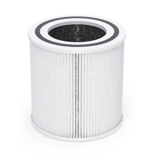 Air Purifier Replacement, 3-in-1 H13 HEPA Filter-TaoTronics
