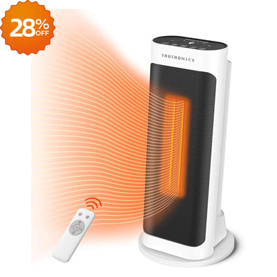 Space Heater 009 PTC 1500W Fast Heating Ceramic Tower Fan Heater
