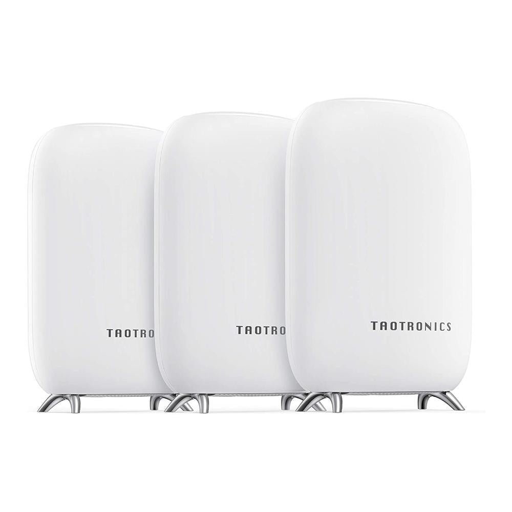 Mesh WiFi Router, Tri-Band AC3000 Whole Home WiFi Router-TaoTronics