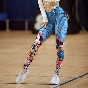 Workout Leggings High Waist