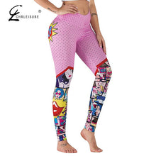 Load image into Gallery viewer, Workout Leggings High Waist