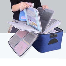 Load image into Gallery viewer, DocuSAFE™ Waterproof Document Storage Bag
