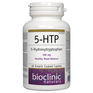 BioClinic Natural 5-HTP 100mg Enteric Coated