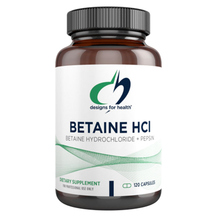Designs for Health Betaine HCl (with pepsin)