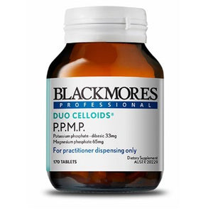 Blackmore Celloid Minerals PPMP