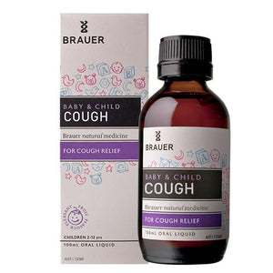 Brauer Children's Cough Relief