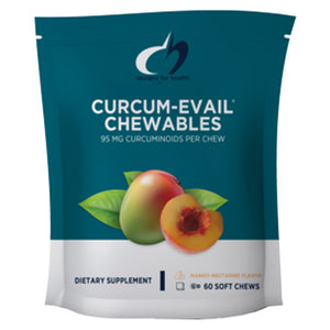 Designs for Health Curcum-Evail® Chewables