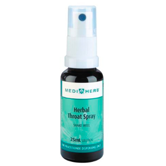 MediHerbs Herbal Throat Spray 25ml