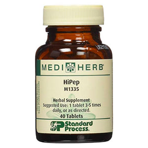 MediHerbs HiPep Tables