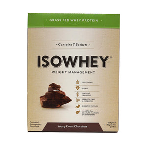 IsoWhey Ivory Coast Chocolate