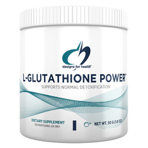 Designs for Health L-Glutathione Power™
