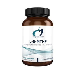 Designs for Health L-5-MTHF 1000 mcg