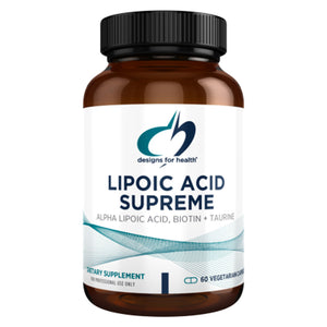 Designs for Health Lipoic Acid Supreme