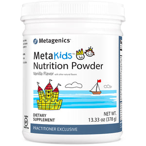 Metagenics MetaKids Nutrition Powder Chocolate
