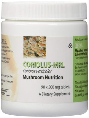 Mycology Research Lab Coriolus Tablets