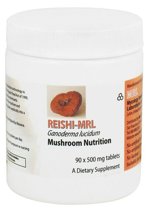 Mycology Research Lab Reishi Tablets