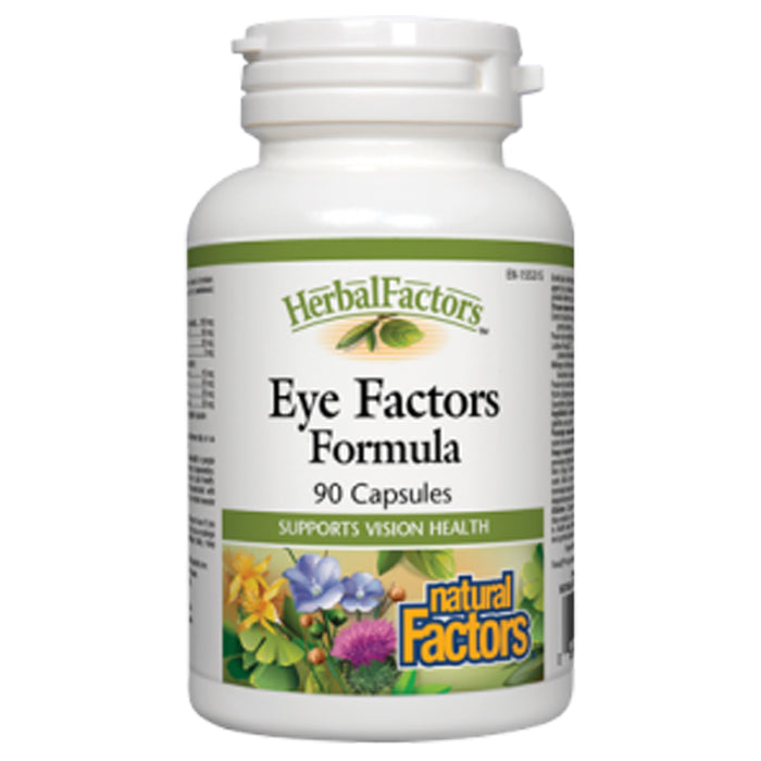 Natural Factors Eye Factors Formula w/Lutein