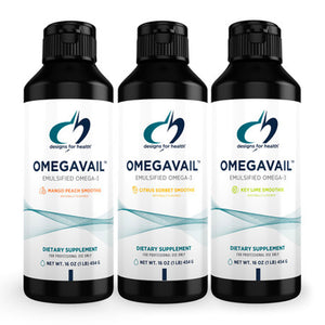Designs for Health OmegAvail™ Smoothie Sample Pack