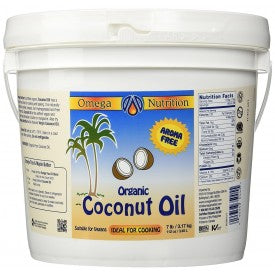 Omega Nutrition Organic Coconut Oil