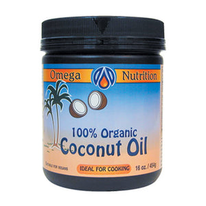 Omega Nutrition Organic Virgin Coconut Oil