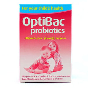 Optibac For Your Child's Health