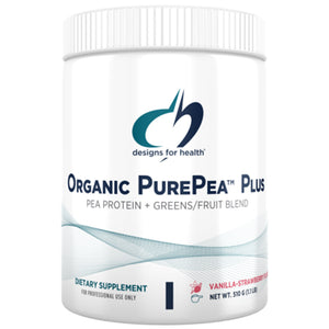Designs for Health Organic PurePea™ Plus Vanilla