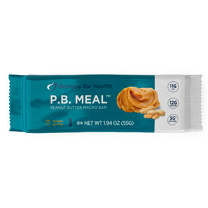 Designs for Health P.B. Meal™ Bar