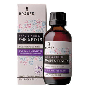 Brauer Infant Pain & Fever