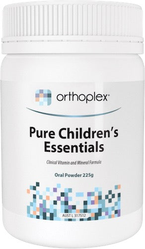 Orthoplex White Pure Children's Essential