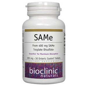 BioClinic Natural SAMe 400mg
