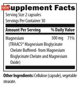 Designs for Health Magnesium Buffered Chelate