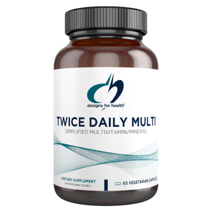 Designs for Health Twice Daily Multi™