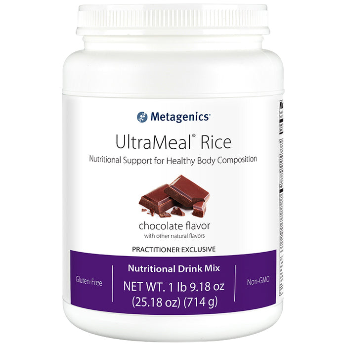 Metagenics UltraMeal Rice