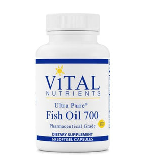 Vital Nutrients Ultra Pure Fish Oil 700