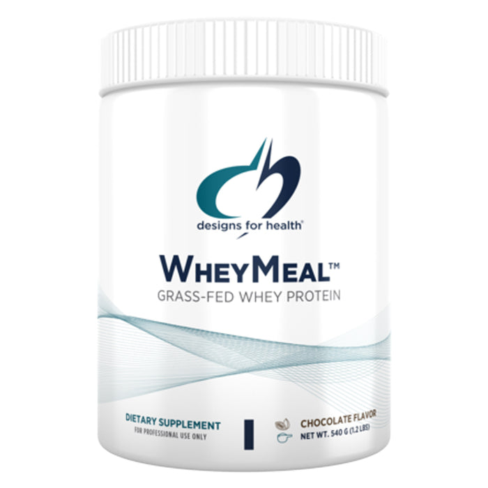 Designs for Health WheyMeal™ (formerly PaleoMeal® powder)