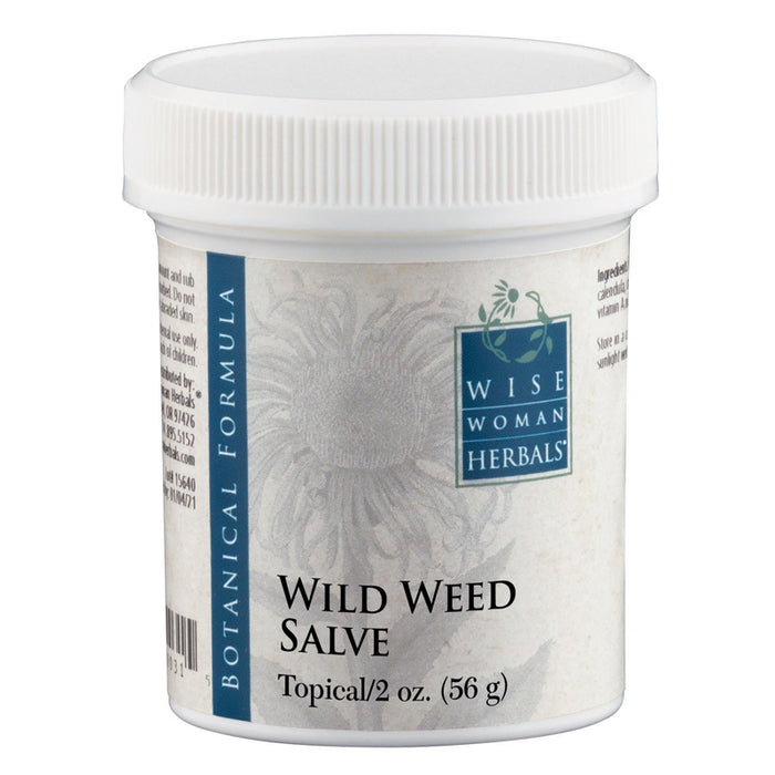 Wise Women Health Wild Weed Salve