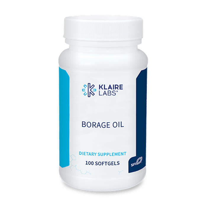 Klaire Borage Oil 1000mg