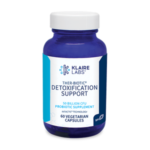 Klaire Ther-Biotic Detoxification Support